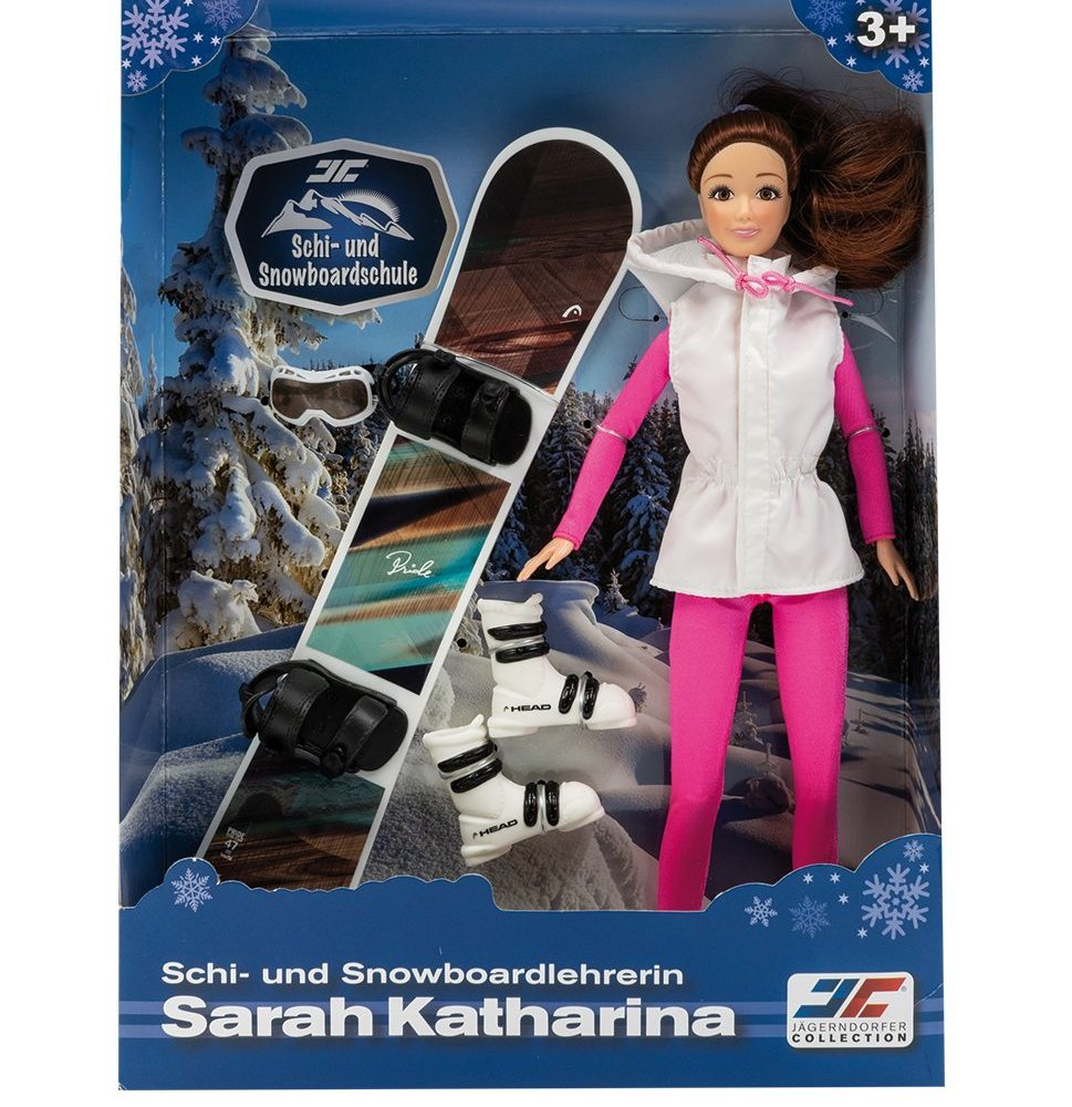 JC-10019 Sarah Katherina Snowboard Instructor