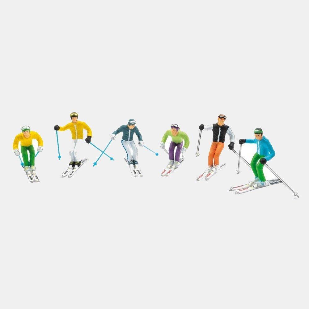 JC-54400 Standing Skiers