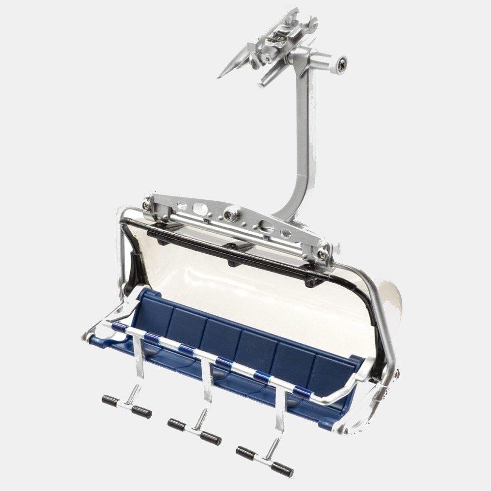 JC-86250 Blue/Grey 6 Seater