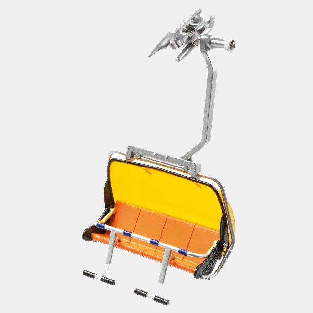 JC-87100 Orange 4 Seater