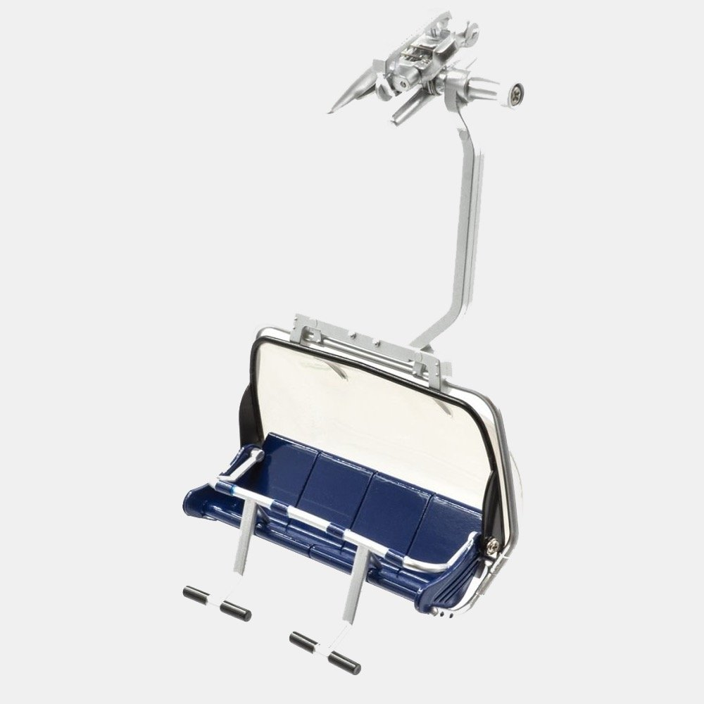 JC-87250 Blue/Grey 4 Seater