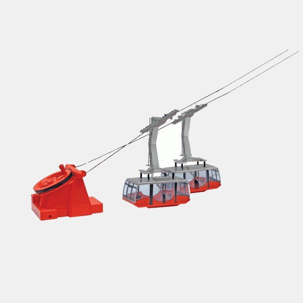 JC-89293 Modern Hand Crank Aerial Tramway