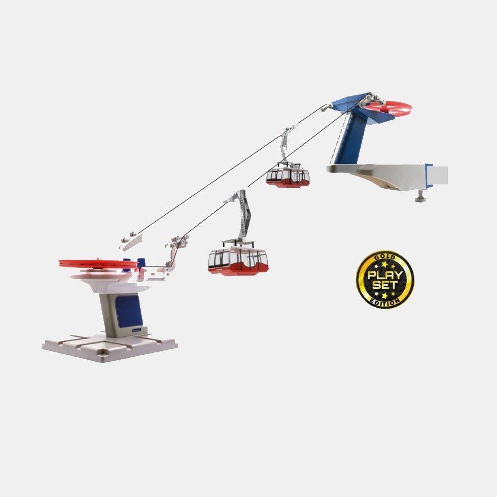 JC-89593 Auto Reversing Aerial Tramway