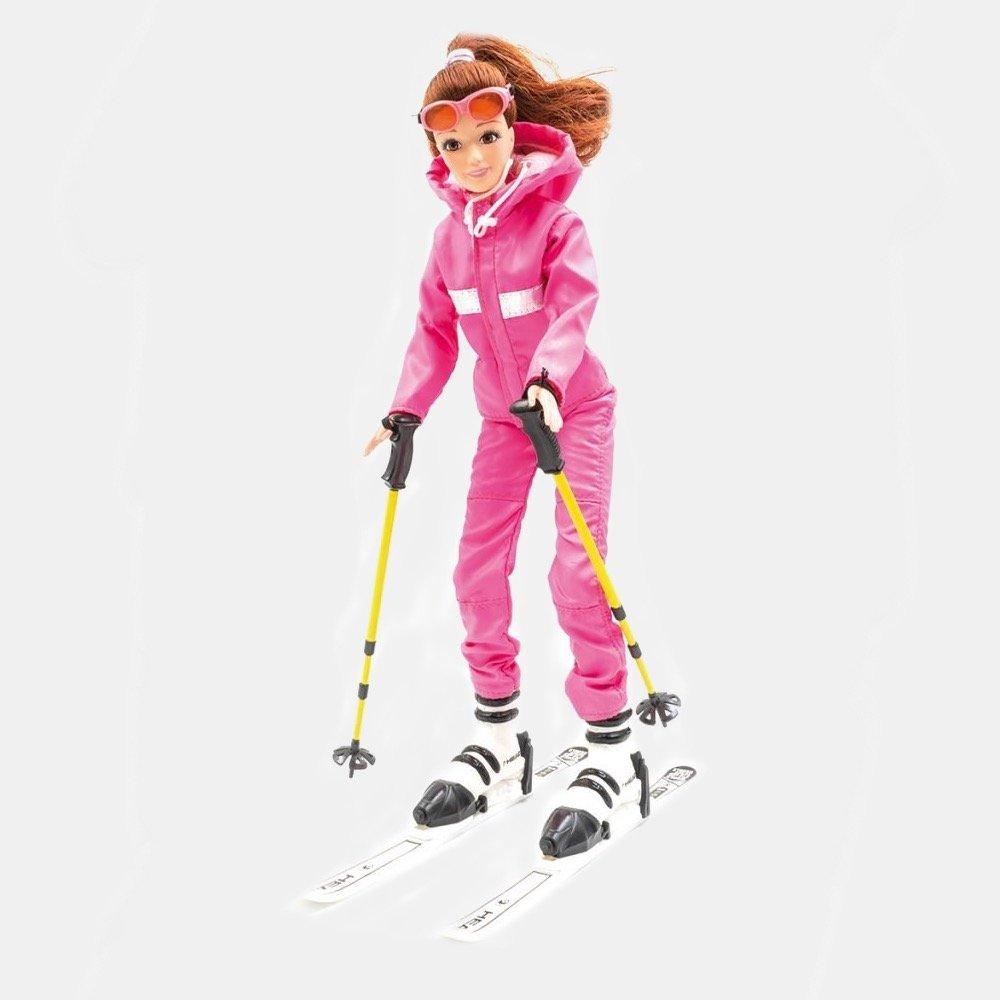 JC-10018 Sarah Katherina Ski Instructor