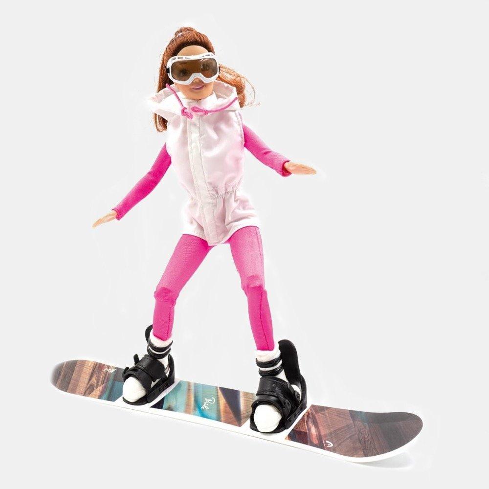 JC-10019 Sarah Katherina Snowboard Instructor