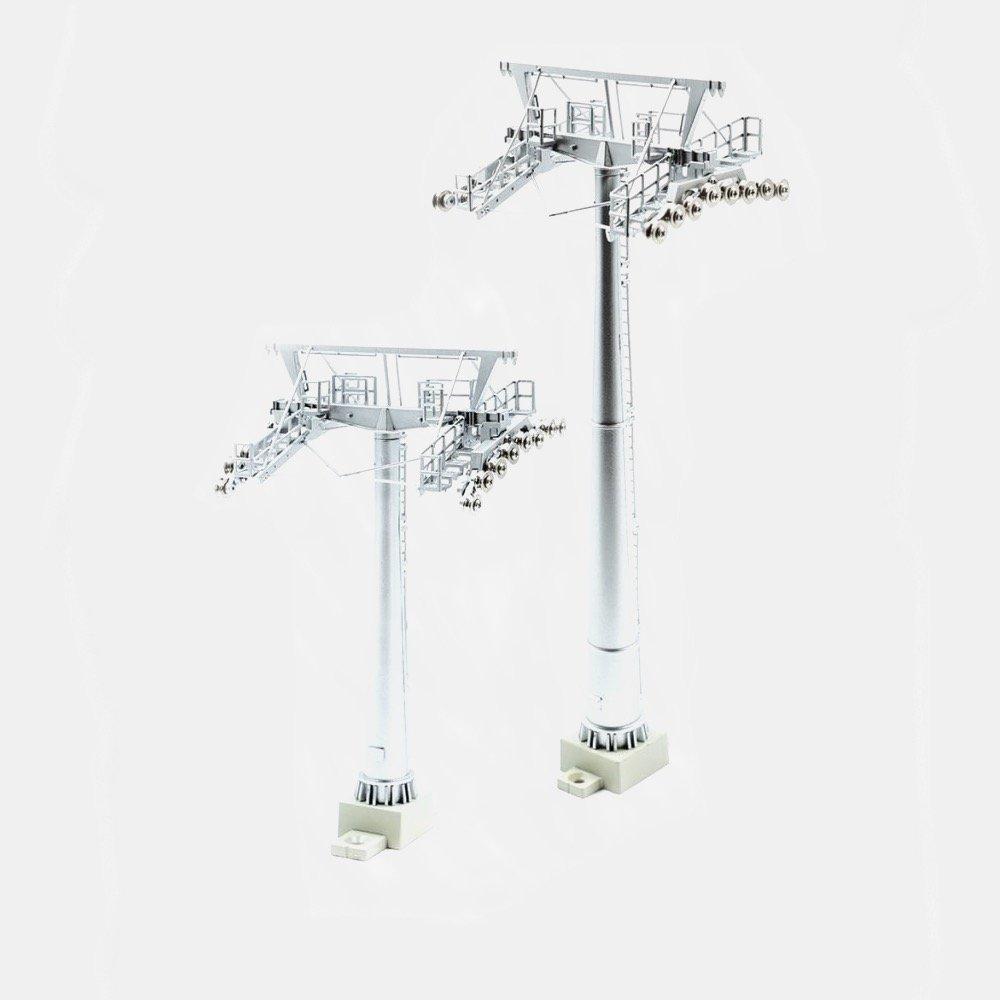 JC-50400 HO Masts