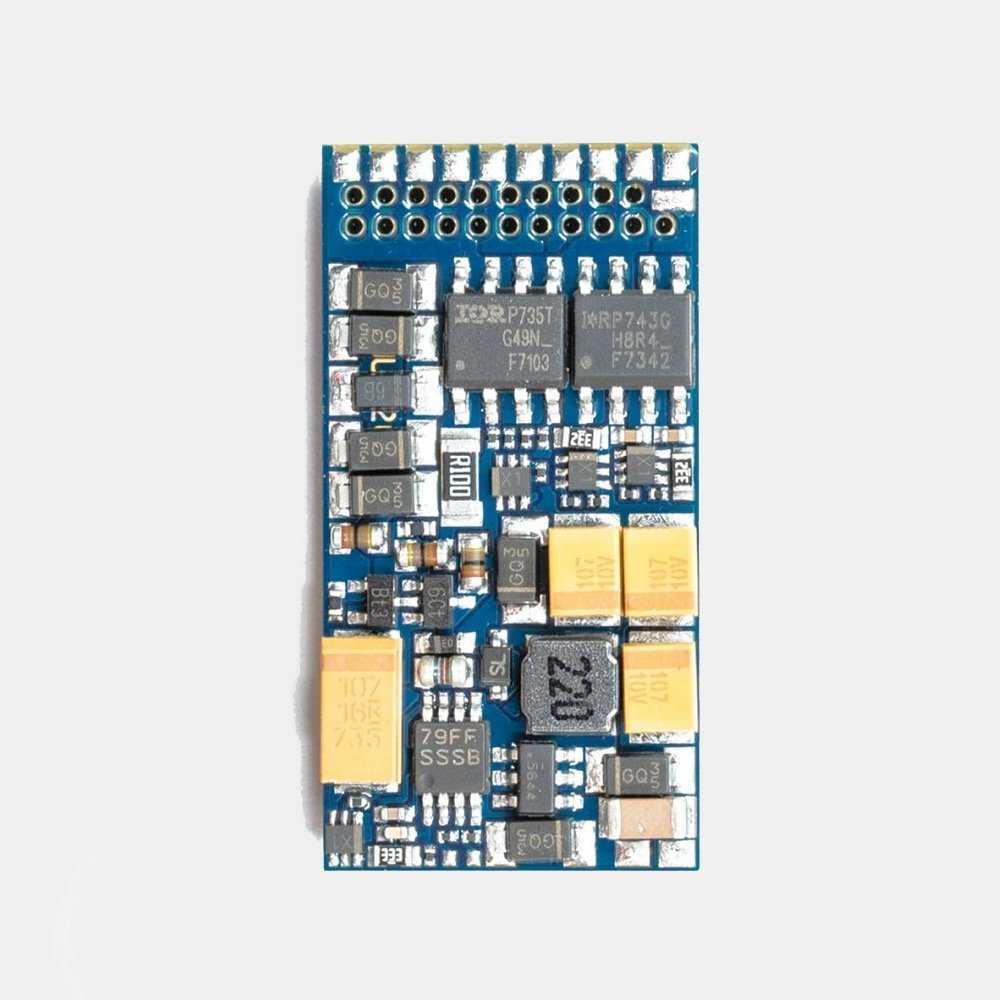 JC-56002 HO Ski-Lift Sound Decoder