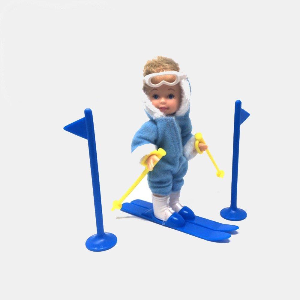 JC-15020 Ski School Kid Paula